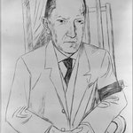 Portrait of Reinhard Piper (Bildnis Reinhard Piper)