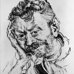 Portrait of J. Rückenbrod (Bildnis J. Rückenbrod)