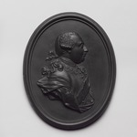 Medallion,  George III