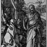 Christ Taking Leave From His Mother