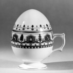 Egg Cup with Cover