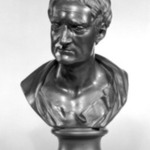 Portrait Bust of Newton