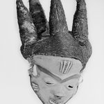 Mask (Mbuya) of Chief (Phumbu)