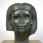 Head from a Female Sphinx