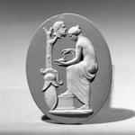 Classical Oavl Medallion