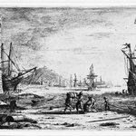 Le Port de La Mer a La Grosse Tour
