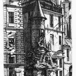 Tourelle De La Rue De La Tixeranderie