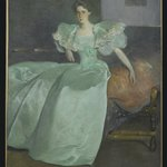 Miss Helen Manice (later Mrs. Henry M. Alexander)