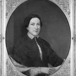 Portrait of Ruth Middlebrook (Mrs. Stephen Allen)