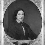 Portrait of Ruth Middlebrook (Mrs. Stephen Allen)