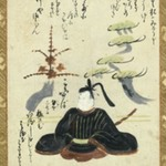 Folk Painting of Michizane