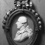 Portrait Medallion of Sir William Hamilton