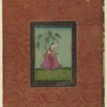 Girl with a Deer (Todi Ragini ?)