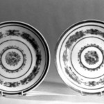 Three Tea Plates