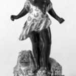 Allegorical Figure of Africa from the Four Continents