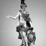 Allegorical Figure of Europe from the Four Continents