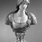 Portrait Bust on Plinth