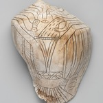 Engraved Conch Shell