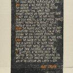 Poem: To Brooklyn Bridge: (Hart Crane) 1959