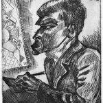 Portrait of Otto Dix