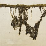 Textile Fragment, undetermined or possible Headcloth, Fragment