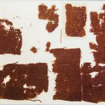 Mantle, Fragments or Textile Fragments, undetermined