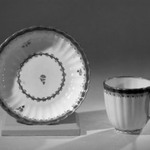Coffee Cup and Saucer, from Set
