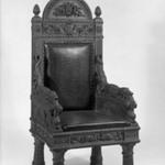 Armchair (relic) (Renaissance Revival style)