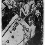 Billiard Players (Billardspieler)