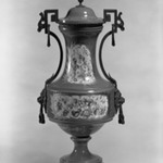 Sevres Vase, One of Pair