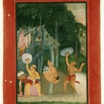 Desakhya Ragini, Page from a Ragamala Series