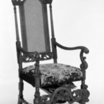 Chair, Charles II Revival