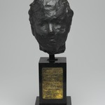 Head, Study for the Portrait of Mme S. (Tête, première étude pour le portrait de Madame S.
