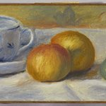 Still Life with Blue Cup (Nature morte à la tasse bleue)