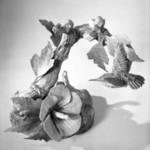 Sculpture of a Humming Bird