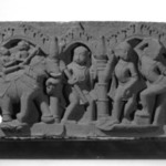 Fragment of a Relief Frieze Depicting an Army