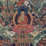 Shakyamuni Buddha Surrounded by Scenes of his Life