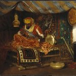 The Moorish Warrior
