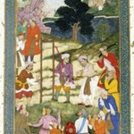 The Execution of Mansur Hallaj, from the Warren Hastings Album