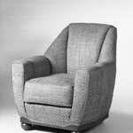 Armchair, One of Pair
