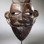 Elu Mask with Hinged Jaw