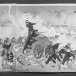A Scene from the Sino-Japanese War