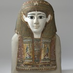 Mummy Mask of Woman
