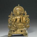 Seated Bodhisattva Lokeshvara
