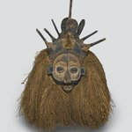 Ndeemba Mask for N-khanda Initiation