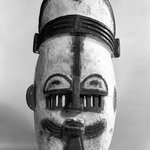 Ekpo Face Mask of a Chief