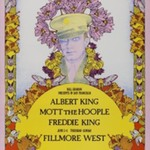 [Untitled] (Albert King/Mott the Hoople/Freddie King)
