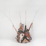 Headdress (Nalowan Nambatin avi)