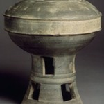 Pedestal Bowl with Lid
