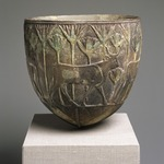 Relief-Decorated Bowl